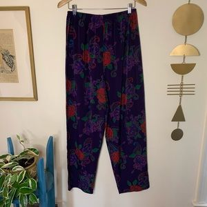 Vintage Victoria's Secret gold tag pajama bottoms